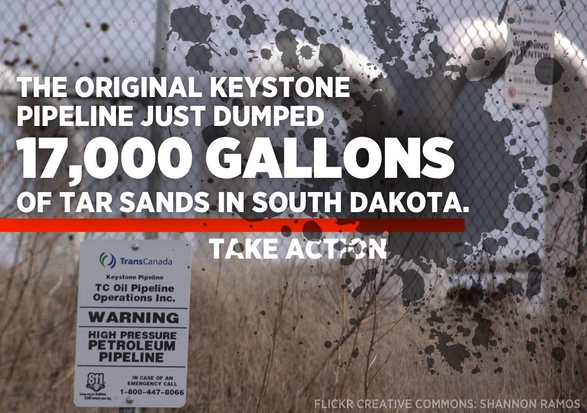 keystone-spill